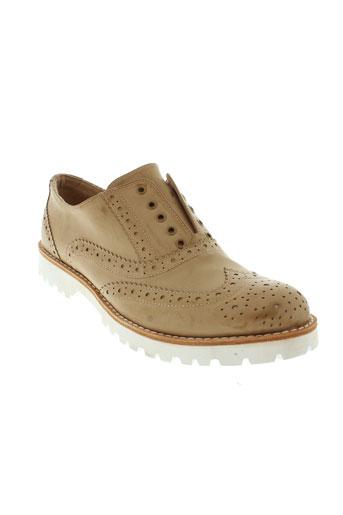 moow chaussures femme de couleur beige