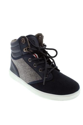 tiffosi chaussures femme de couleur bleu