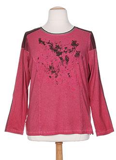 Produit-T-shirts / Tops-Femme-FRED SABATIER