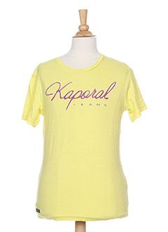 Produit-T-shirts / Tops-Garçon-KAPORAL