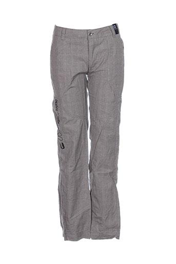 deeluxe pantalons et decontractes garcon de couleur gris