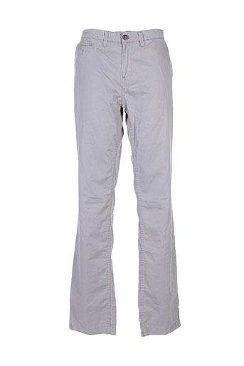 lenny EFFI_CHAR_1 loyd pantalons homme de couleur gris
