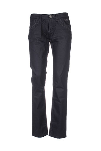 black de la rosa jeans femme de couleur noir