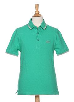 Produit-T-shirts / Tops-Garçon-HUGO BOSS