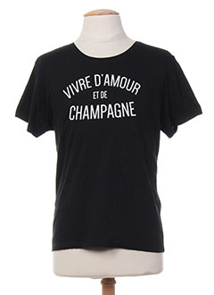 Produit-T-shirts-Femme-DE PARIS & FIVE.PARIS