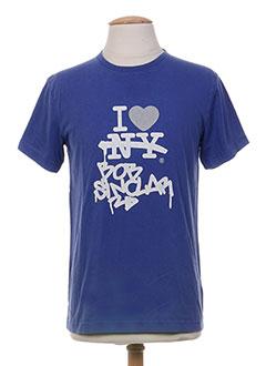 Produit-T-shirts-Homme-BOB SINCLAR
