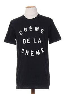 Produit-T-shirts / Tops-Homme-DE PARIS & FIVE.PARIS