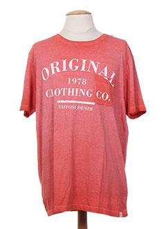 Produit-T-shirts / Tops-Homme-TIFFOSI