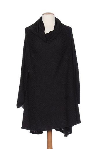 alembika pull et tuniques femme de couleur gris