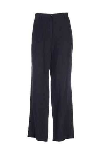 steilmann pantalons et decontractes femme de couleur noir