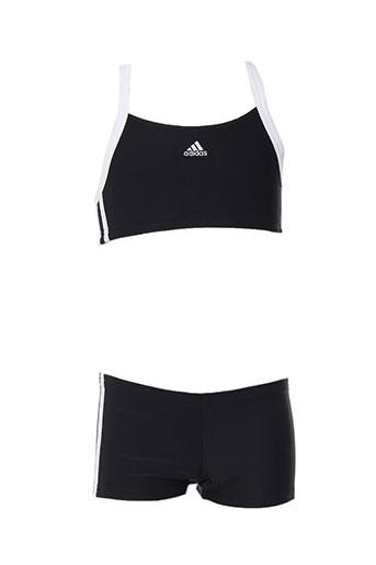 adidas maillots de bain fille de couleur noir