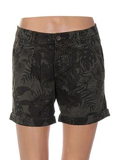 Produit-Shorts / Bermudas-Femme-TREZ