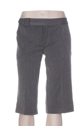 blend she shorts / bermudas femme de couleur gris