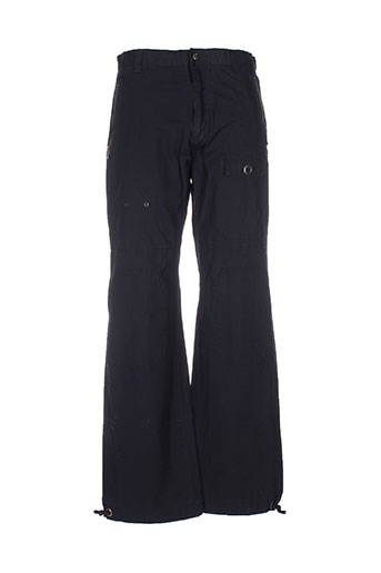 blend pantalons homme de couleur noir