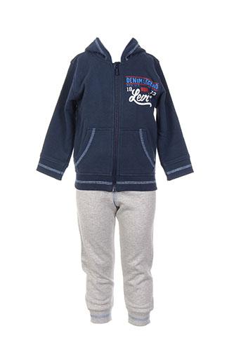 levis pantalon et veste garcon de couleur bleu