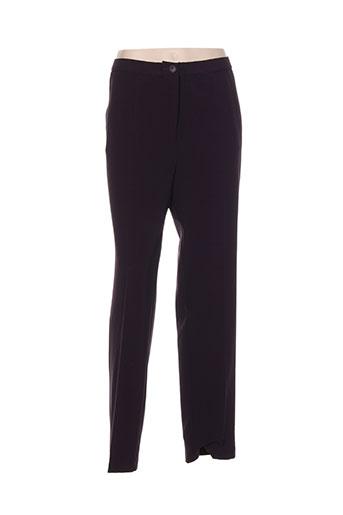 brandtex pantalons et decontractes femme de couleur violet