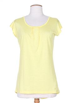 Produit-T-shirts / Tops-Femme-MARBLE