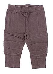 Legging violet LA TRIBBU pour fille seconde vue