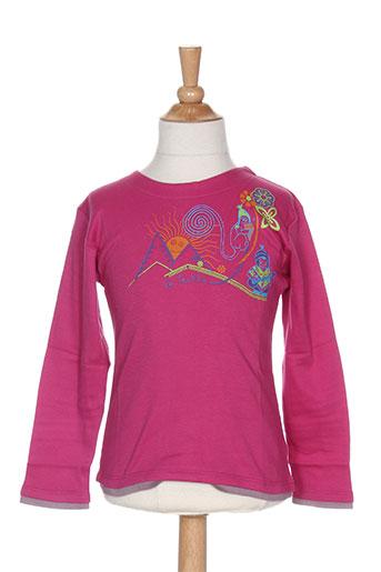 marine EFFI_CHAR_1 co t-shirts / tops homme de couleur rose bsODDDVLiG