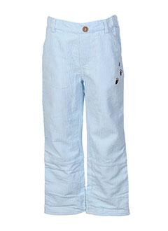 Pantalon casual bleu LA TRIBBU pour garçon