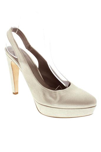 kennel und schmenger chaussures femme de couleur gris