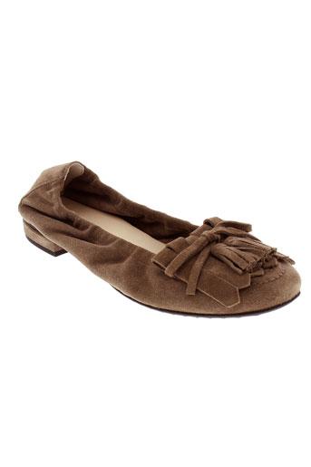 kennel und schmenger chaussures femme de couleur beige