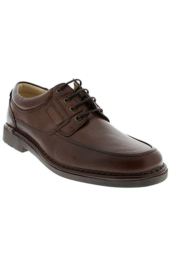 arima derby homme de couleur marron