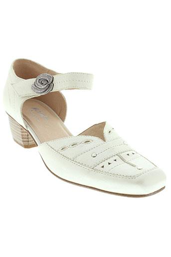moova chaussures femme de couleur beige