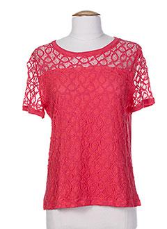 Produit-T-shirts / Tops-Femme-GIORGIO & MARIO