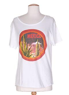 Produit-T-shirts / Tops-Femme-LEON & HARPER