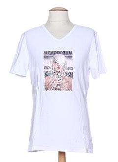 Produit-T-shirts / Tops-Homme-SIXTH JUNE