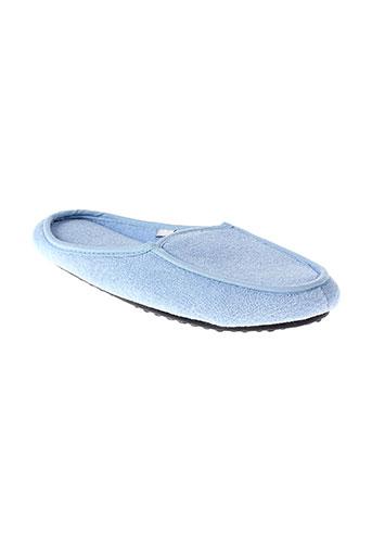 canat chaussures femme de couleur bleu