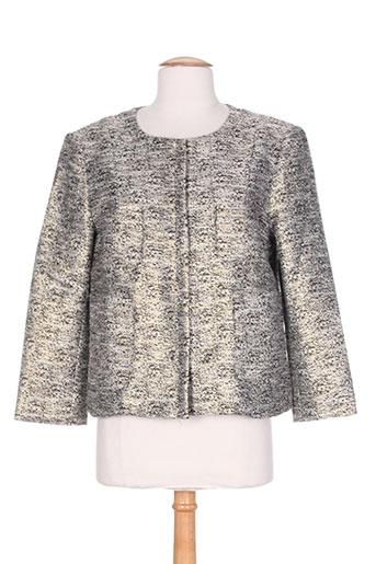 lucy EFFI_CHAR_1 co vestes femme de couleur gris