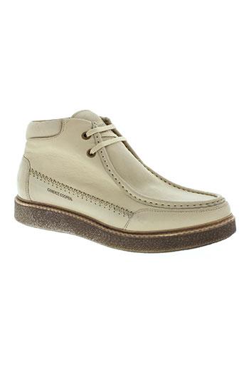 candice cooper chaussures femme de couleur beige