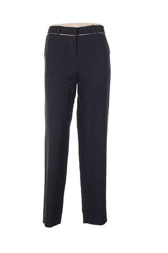 extenzo paris pantalons femme de couleur gris