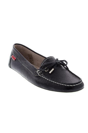 slam chaussures femme de couleur noir