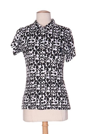 turbowear chemises femme de couleur noir