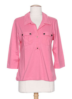 Produit-T-shirts / Tops-Femme-SAINT JAMES