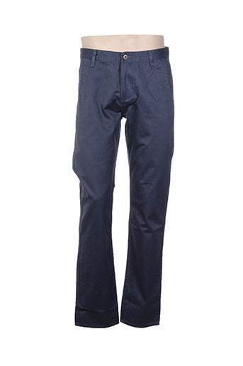 dockers pantalons et decontractes homme de couleur bleu