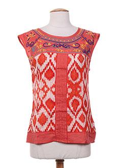 Produit-T-shirts / Tops-Femme-DESIGUAL