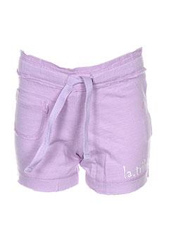 Produit-Shorts / Bermudas-Fille-LA TRIBBU