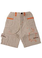 Pantalon casual beige LA TRIBBU pour garçon seconde vue