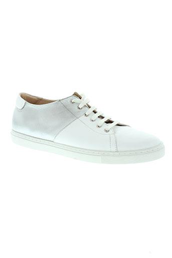 jb martin chaussures femme de couleur blanc