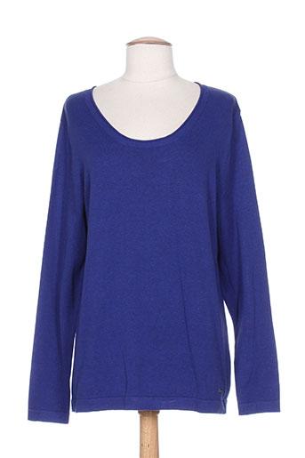 felino pulls femme de couleur bleu