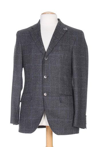 Veste chic / Blazer gris HACKETT pour homme