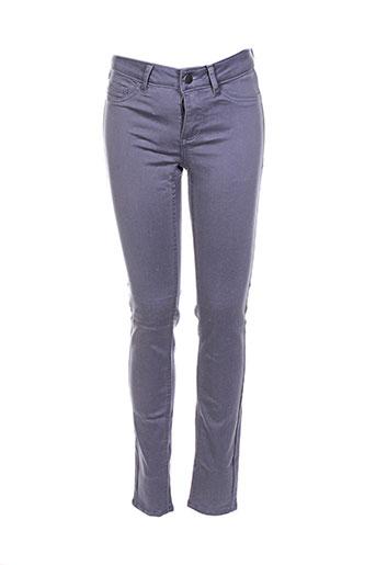 vila pantalons et decontractes femme de couleur gris