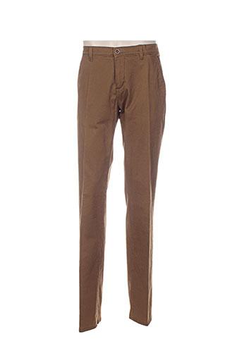 pionier pantalons et decontractes homme de couleur marron