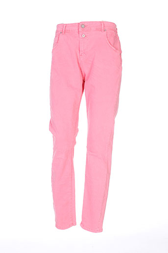 only pantalons femme de couleur rose
