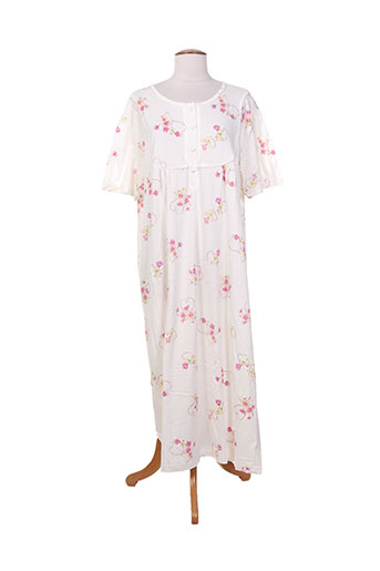 eliane chemises et de et nuit femme de couleur rose
