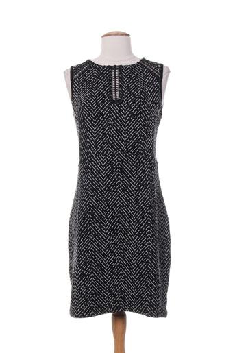 phildar robes femme de couleur noir
